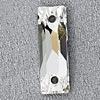 Swarovski Sew-on 3255 Baguette 18x 6mm Crystal